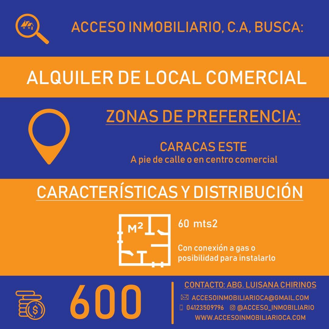 Acceso Inmobiliario Alquiler de Local Comercial
