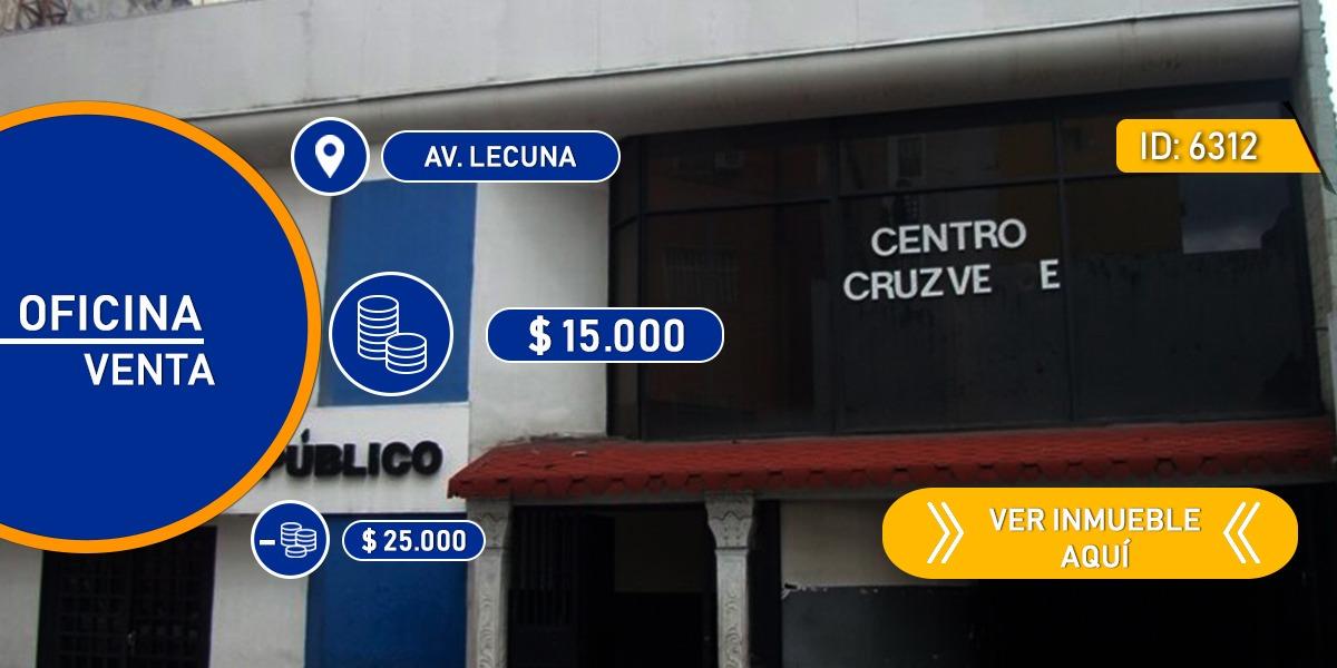 NUEVO PRECIO-Oficina-Av-Lecuna-1-Venta