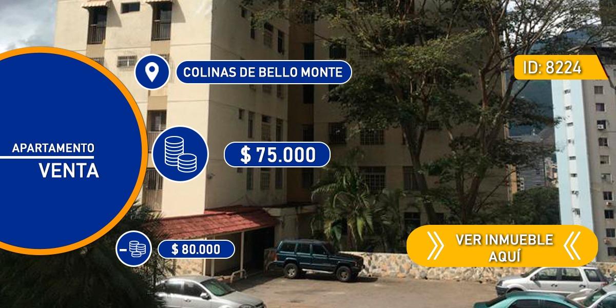 NUEVO PRECIO-apartamento-ColinasDeBelloMonte-venta