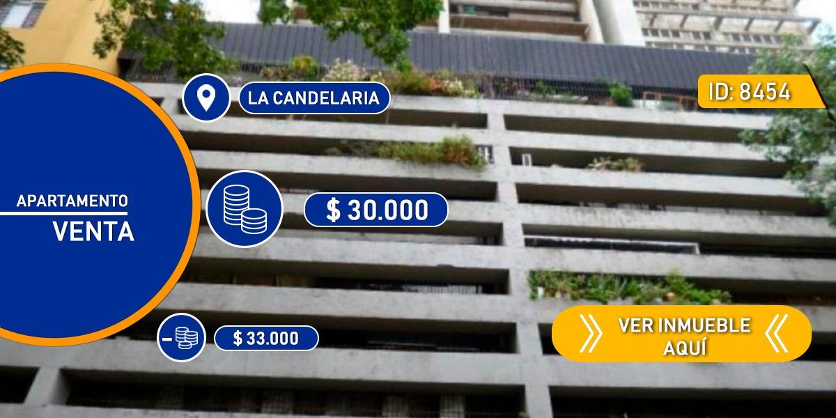 NUEVO PRECIO-apartamento-la-Candelaria-venta
