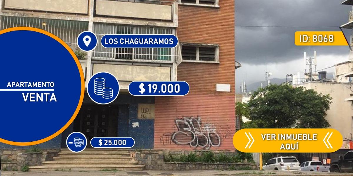NUEVO PRECIO-apartamento-los-Chaguaramos-venta
